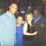 "JCT Awards Dr. Sue ""Entertainer of the Year"""