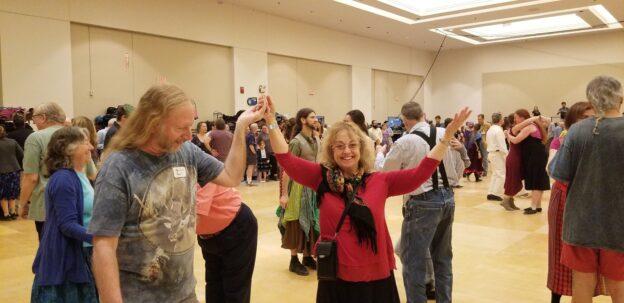 Dr. Sue Dance Flurry Positive Entertainment
