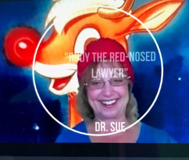 Rudy the Red-Nosed Reindeer & Dr. Sue